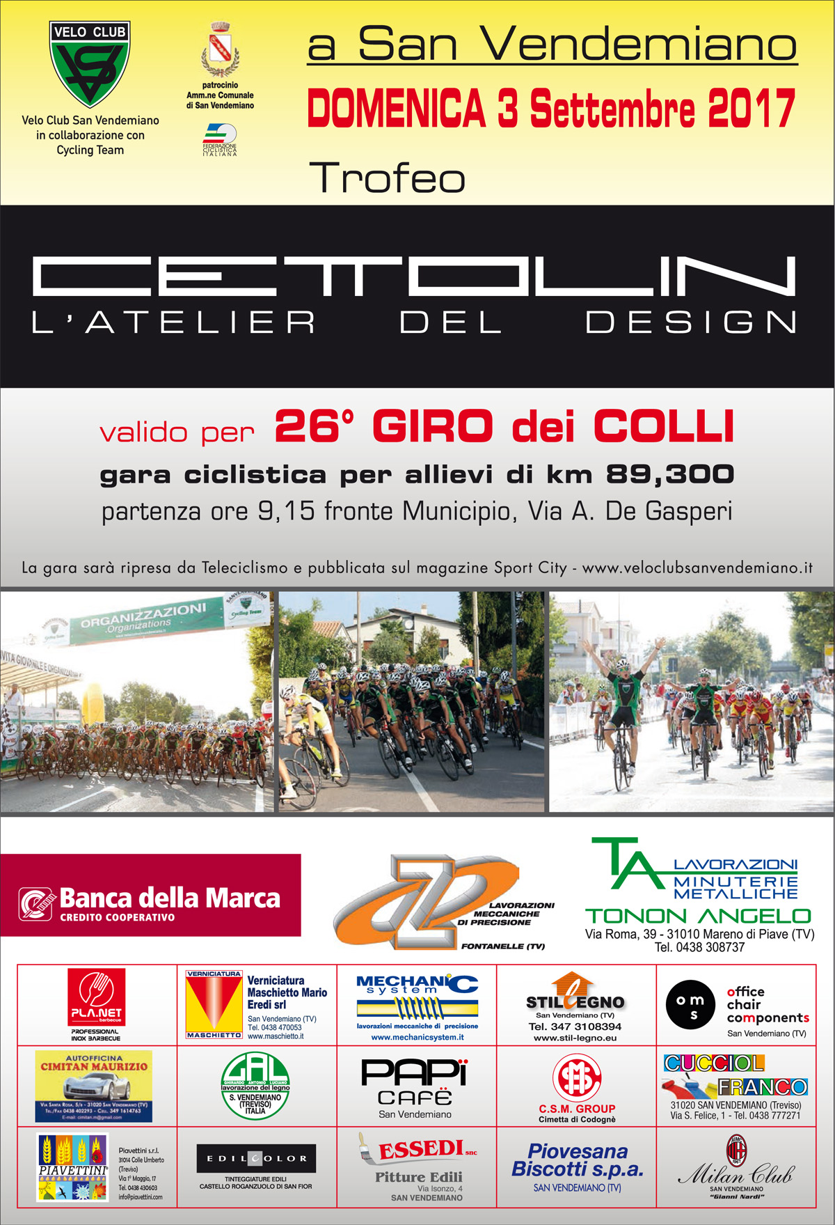 Giro dei Colli 2017